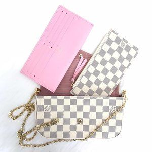 Louis Vuitton  Womens  Felice Clutch
